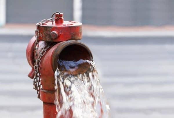 Ārējais ugunsdzēsības hidrants